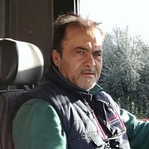 Immagine  Vincenzo Dima Addetto ai trasporti e messa in campo Malavolta