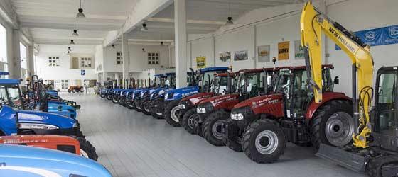 Vasta scelta di trattori usati di goni marca