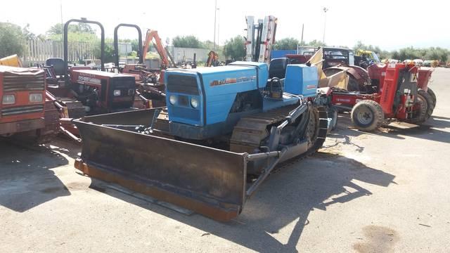 Tractor usado Landini 7830