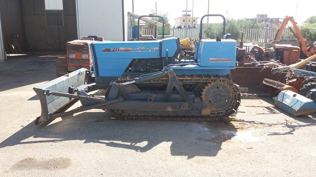 tractor de orugas 78 CV