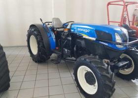foto tractor new holland usado