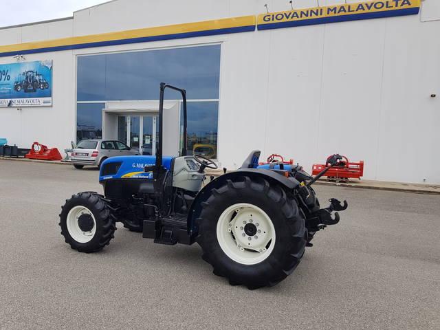 tractor en excelente estado