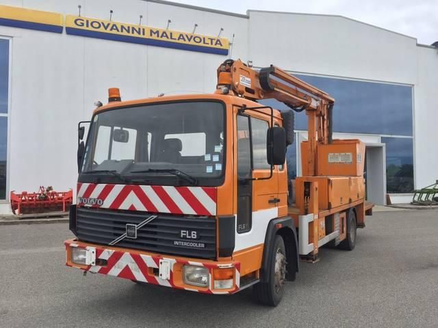 Immagine dell'articolo Autocarro usato Volvo FL6