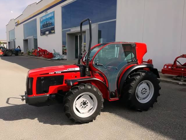 Picture of articleTrattore usato Antonio Carraro TGF 9400 cabinato