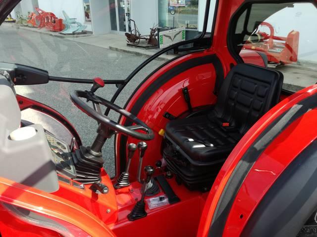 cabina trattore usato carraro 9400