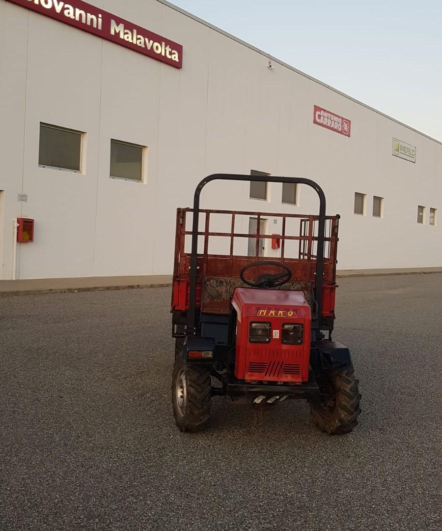 Motoagricola usata Mariniello del 1995