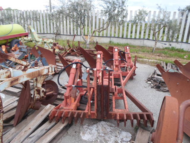 Picture of articleUsed four-furrow Gherardi plow