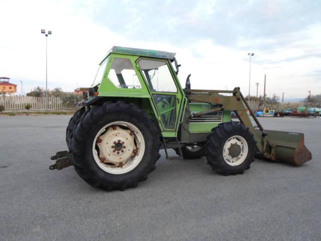 Immagine dell'articolo Trattore usato Agriful S100