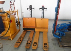 transpallet modello EJE 14000