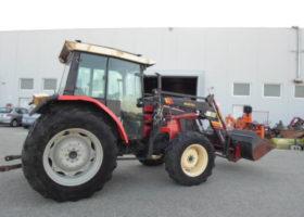 Tractor usado Same Silver 100.4 con cargador