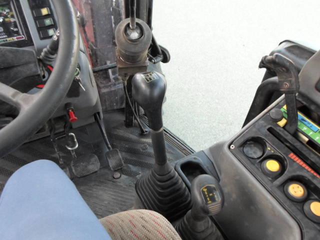 tractor con creeper