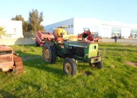 Tractor usado John Deere 920