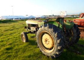 Tractor 2 ruedas motrices usado John Deere 920