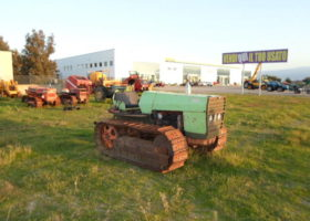 Tractor usado Agrifull Toselli