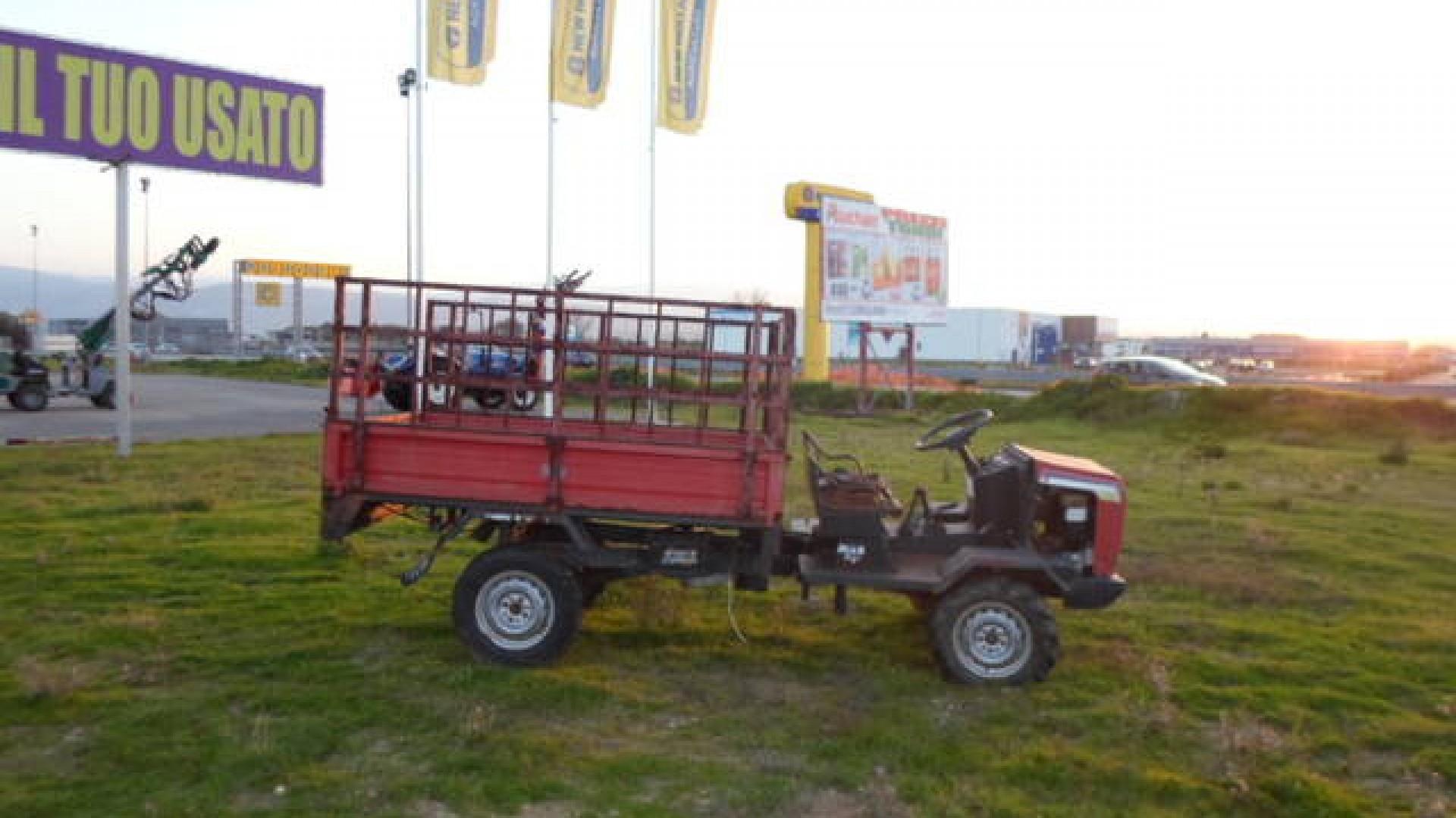 foto di una Motoagricola usata Mariniello Mar6