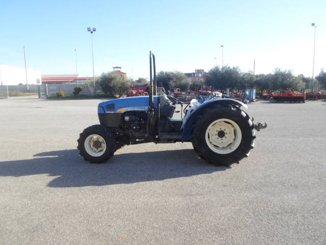 image of used tractor new holland tn 95