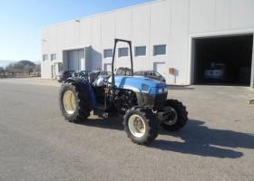 trattore usato new holland TN95
