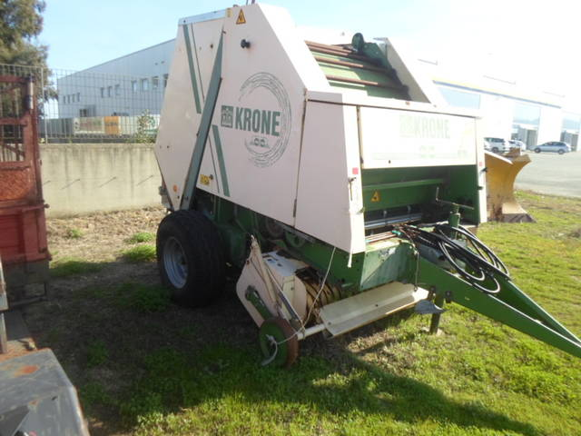 Picture of articleRotopressa usata Krone KR 160B