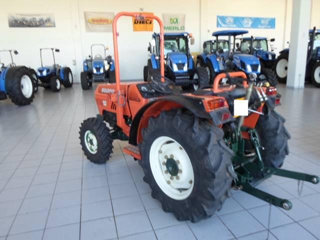 Tractor Goldoni 50 HP