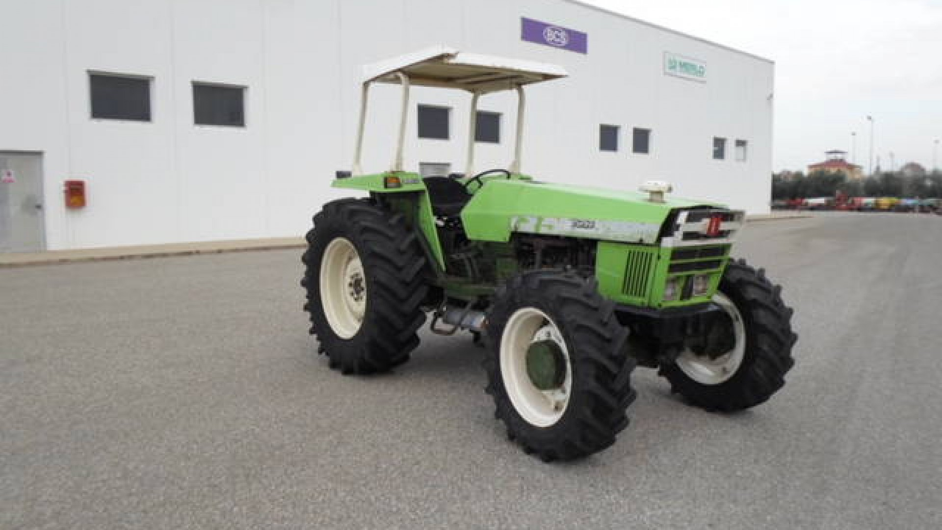 foto trattore usato Agrifull Griso 75 DT