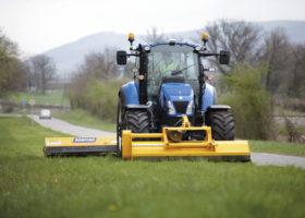 Immagine dell'articolo  New Holland agriculture T5