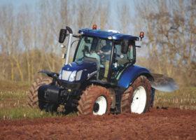 Immagine dell'articolo  New Holland agriculture T6