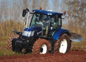 Immagine dell'articolo  New Holland agriculture T6.160