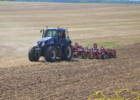 Immagine dell'articolo  New Holland agriculture T8000