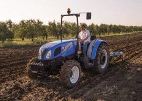 Immagine dell'articolo  New Holland agriculture TD4.90F