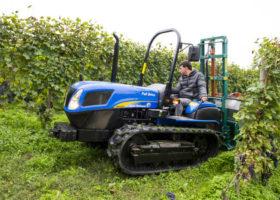 Immagine dell'articolo  New Holland agriculture TK 4030 F