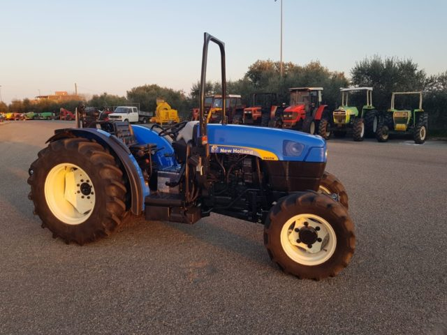 Picture of articleUsed tractor New Holland TN95NA