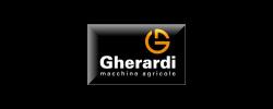 Logo Macchine per la lavorazione del terreno Gherardi