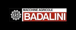 Logo Macchine per la lavorazione del terreno Badalini
