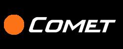 Logo Υδροπλυστικές μηχανές Comet
