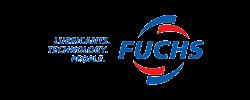 logo fuchs lubrificanti per trattori