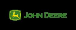 logo azienda trattori john deere