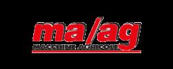 logo azienda ma/ag macchine agricole