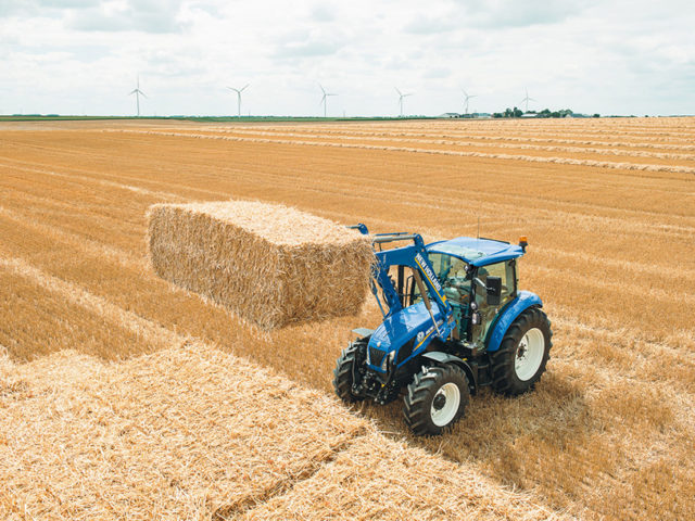 Picture of articleTrattore nuovo New Holland T5.115 dual command