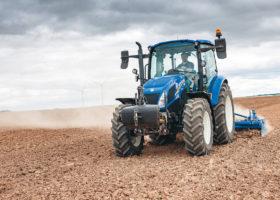Immagine dell'articolo  New Holland agriculture T5 Utility