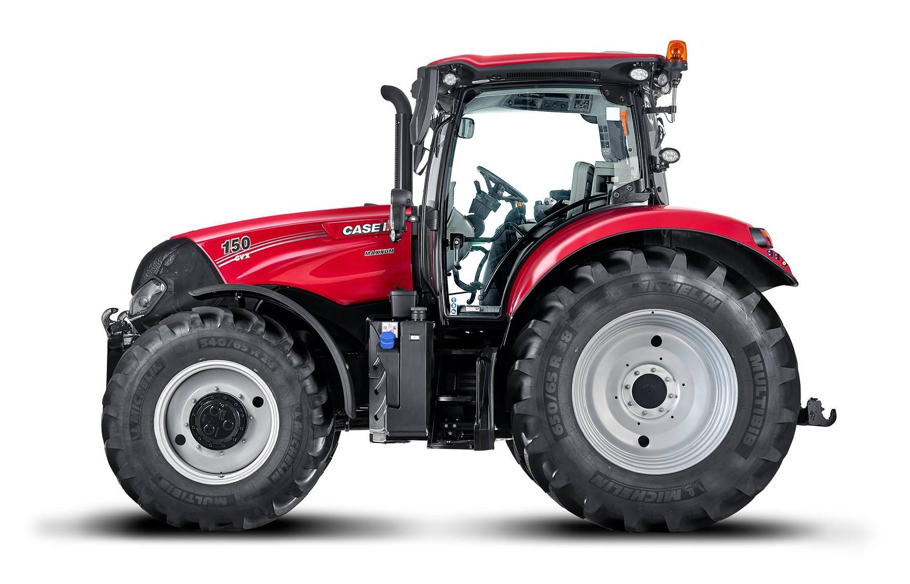 trattore dell'anno 2018 maxxum 150