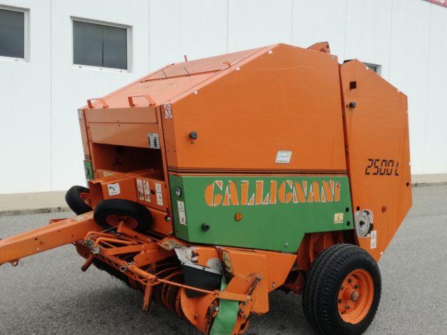 Immagine dell'articolo Rotopressa usata Gallignani 2500L