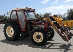 trattore fiat 8090