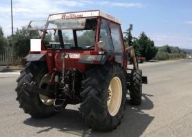 fiat trattori 8090 visto da dietro