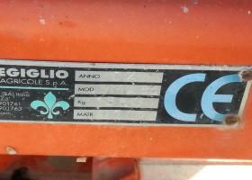 targhetta scuotitore usato verdegiglio vma 86