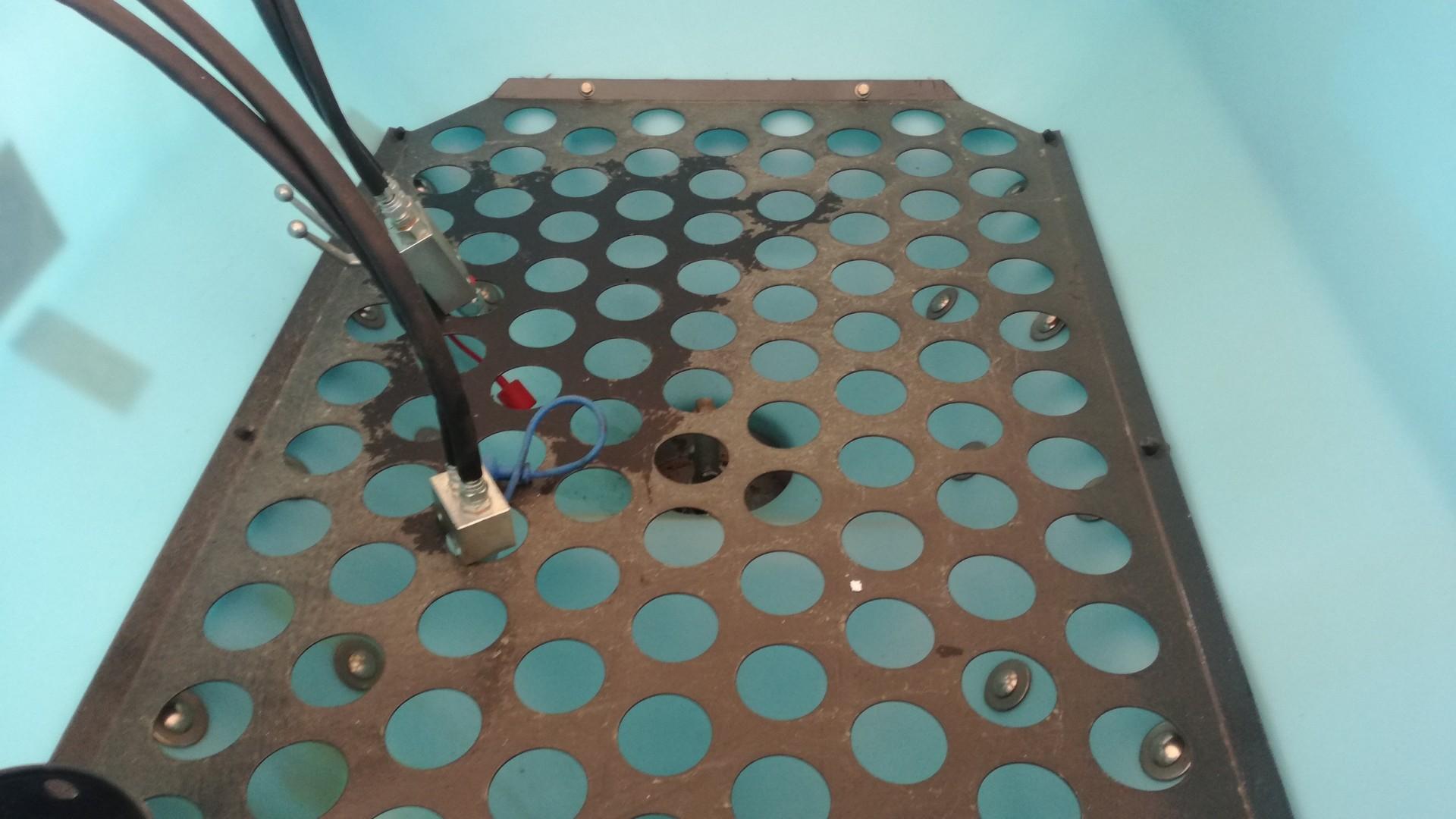 griglia filtrante spandiconcime gamberini SPW 750
