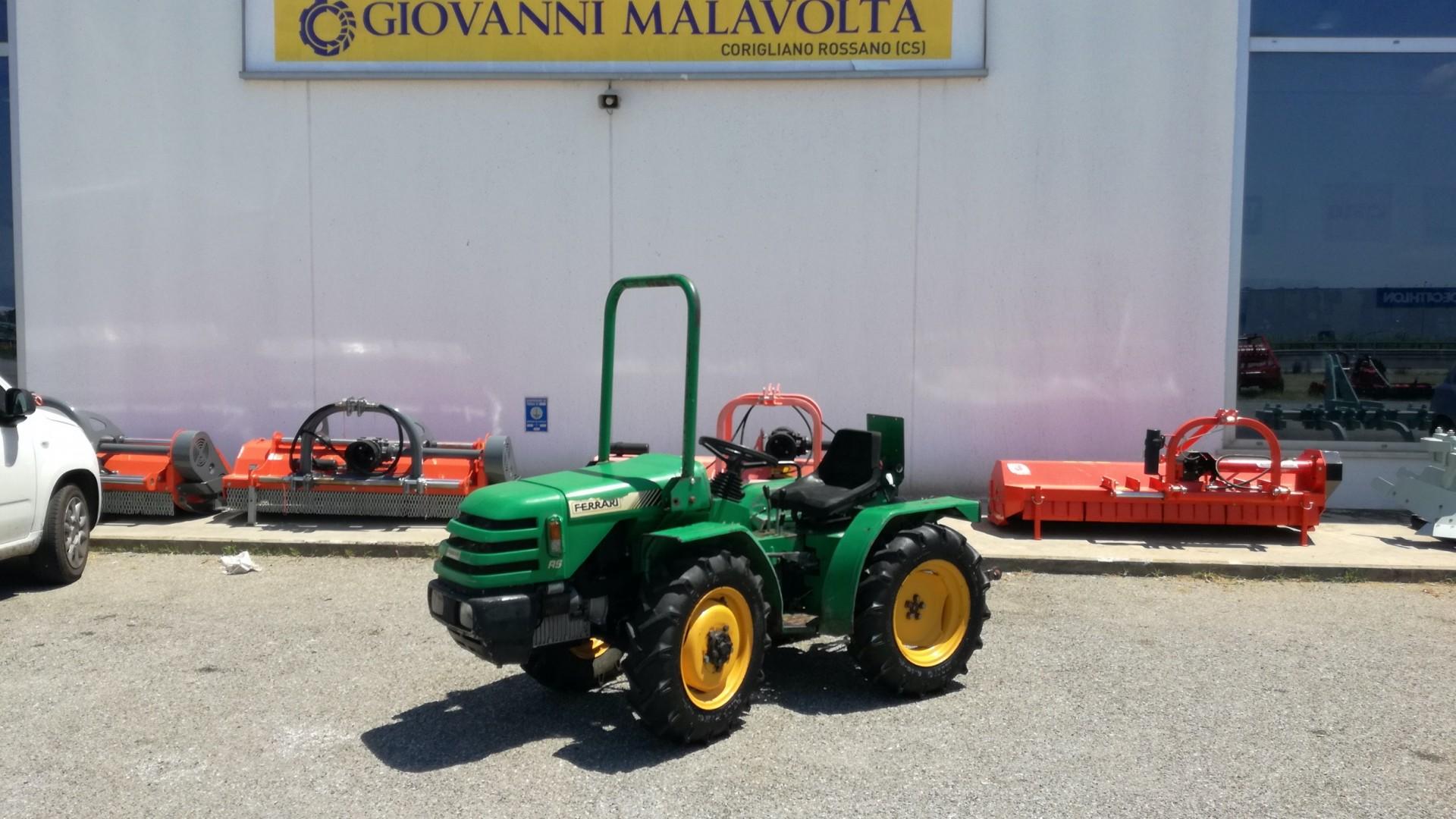 trattore usato ferrari system 26