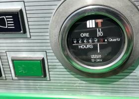 tachimetro e contaore del trattore usato ferrari system 26