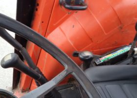 dettaglio trattore usato same explorer
