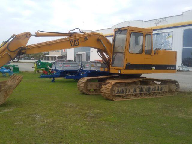 Immagine dell'articolo Escavatore usato Caterpilllar 211 BLC