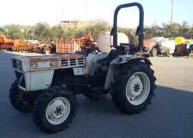 trattore usato lamborghini r 235 dt